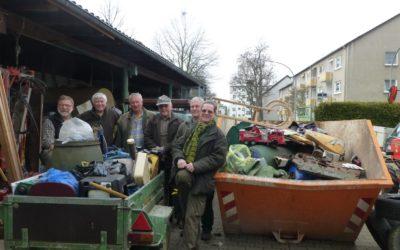 Dreck weg Tage – Die Müllsammler waren wieder unterwegs